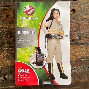 Ghostbusters jumpsuit costume